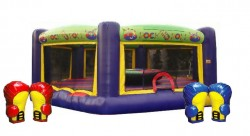 Rock N Roll Joust & Boxing Ring