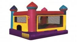 Mini Castle Jump & Ball Pond
